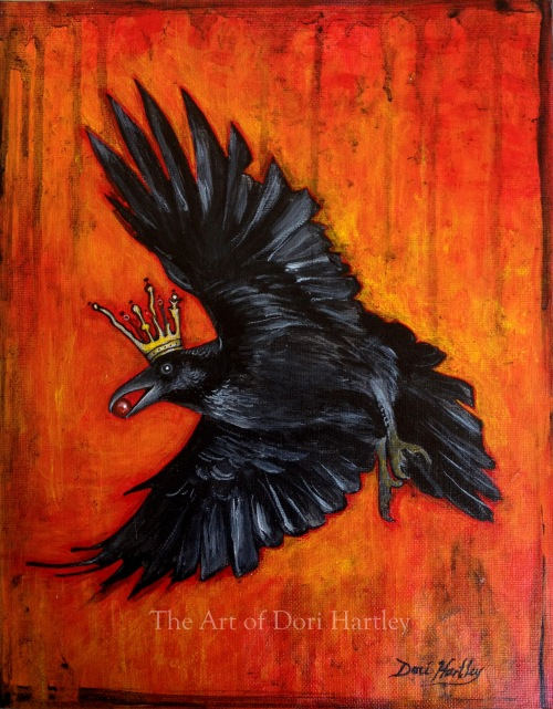 Raven's Ruby by Dori Hartley