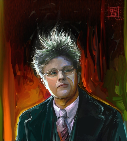 Mason Verger by Dori Hartley
