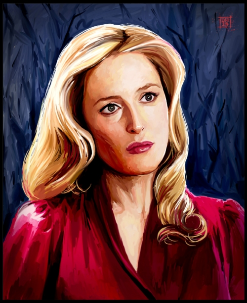 Bedelia Du Maurier by Dori Hartley