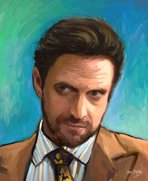 Raul Esparza by Dori Hartley