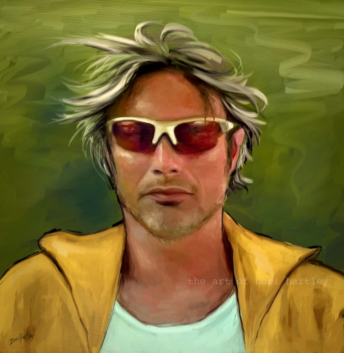 Mads by Dori Hartley