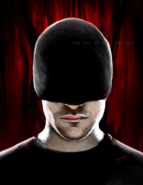 Daredevil by DHartley 2015